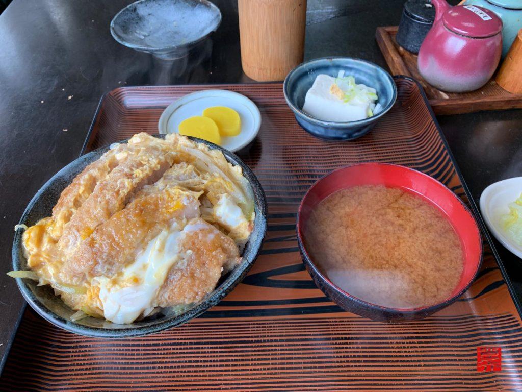 アサヒ食堂 カツ丼2