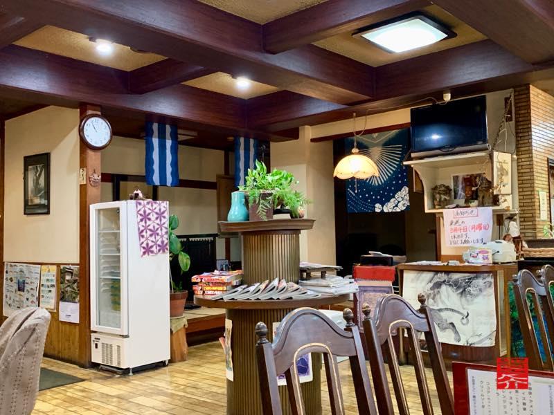 キッチン米常 店内2