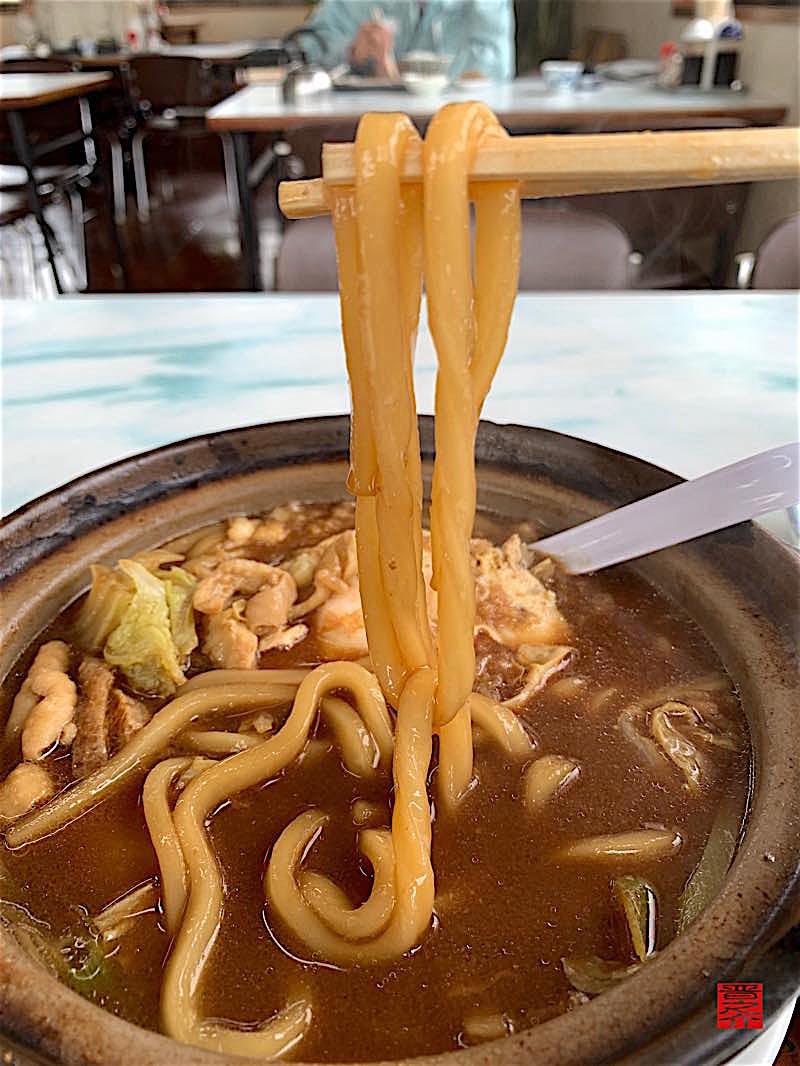 大平食堂味噌煮込みリフト