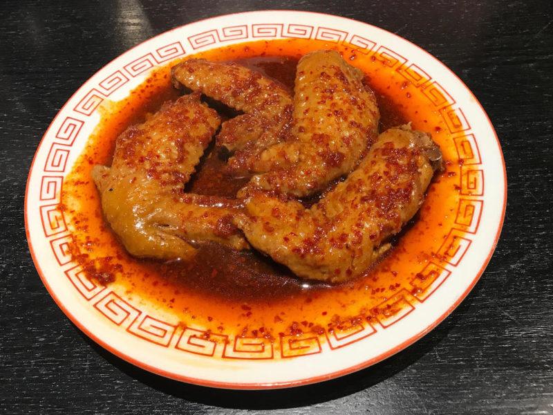 台湾料理専門店「百味軒」手羽先