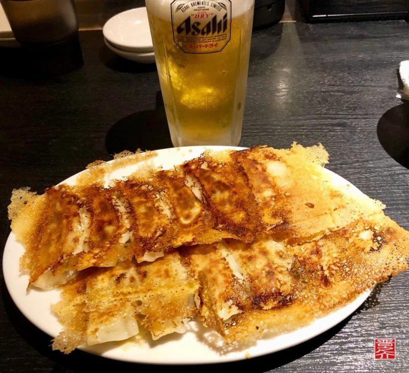 台湾料理専門店「百味軒」餃子
