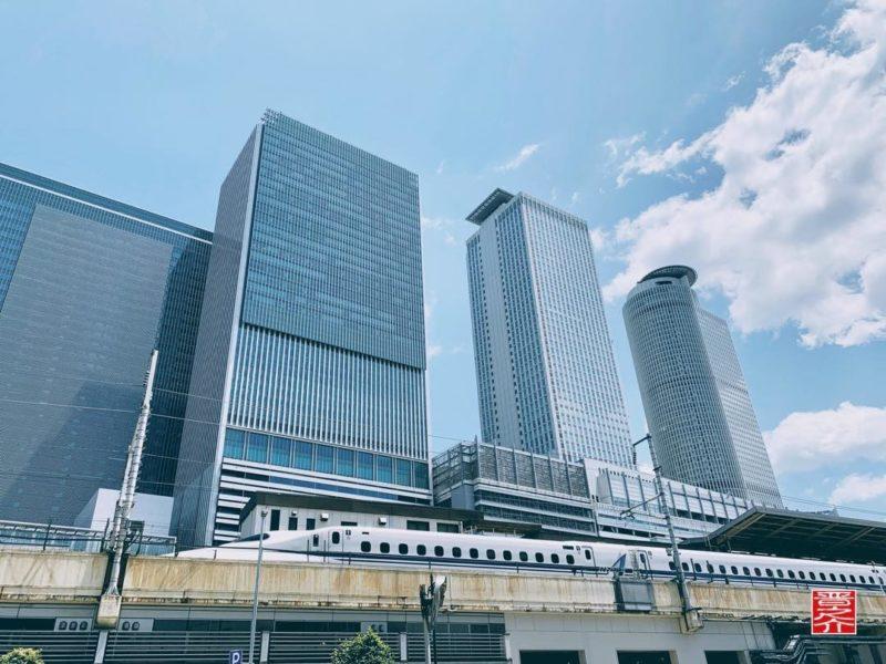 名駅新幹線画像
