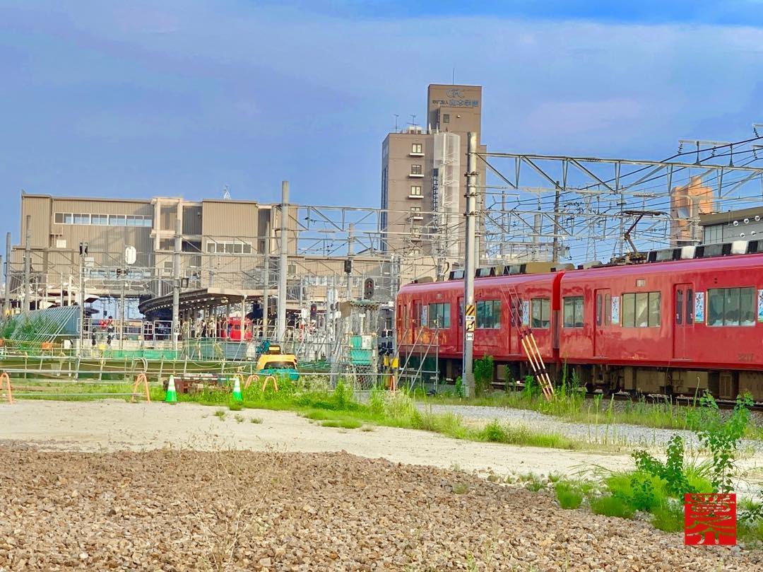 知立駅周辺