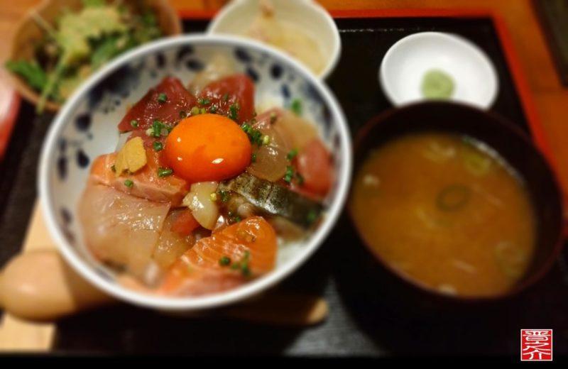 めしの助海鮮丼