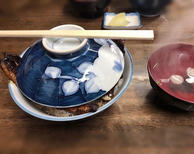 鰻丼(田代)
