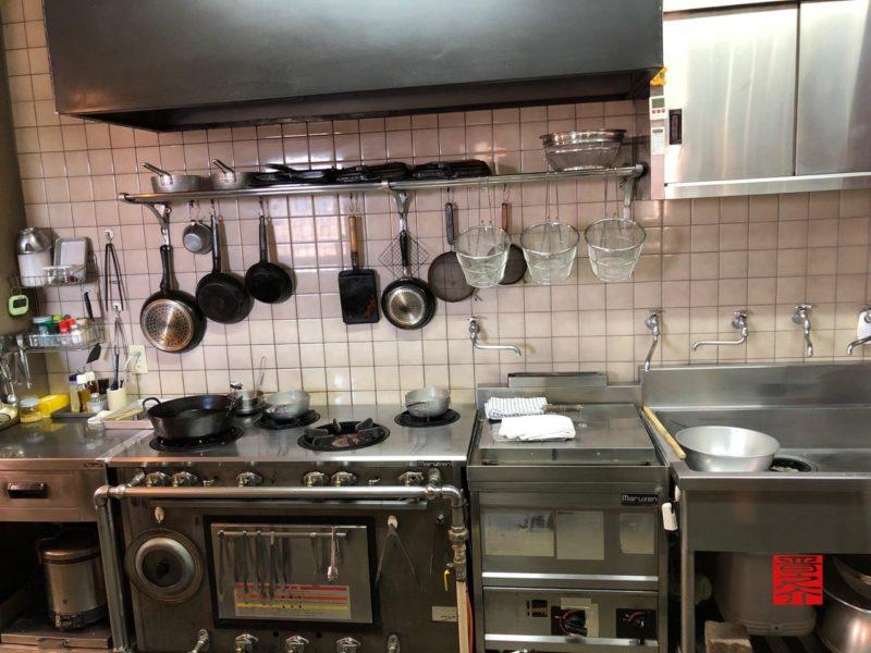 有漏池厨房