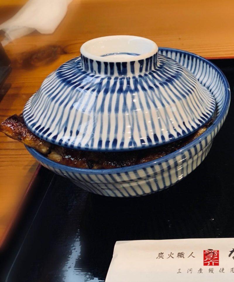 炭火職人うなみ鰻丼2
