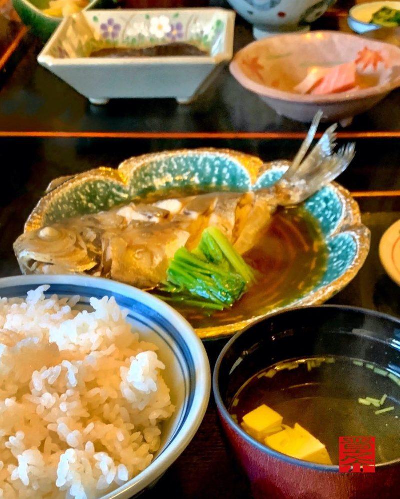煮魚定食3