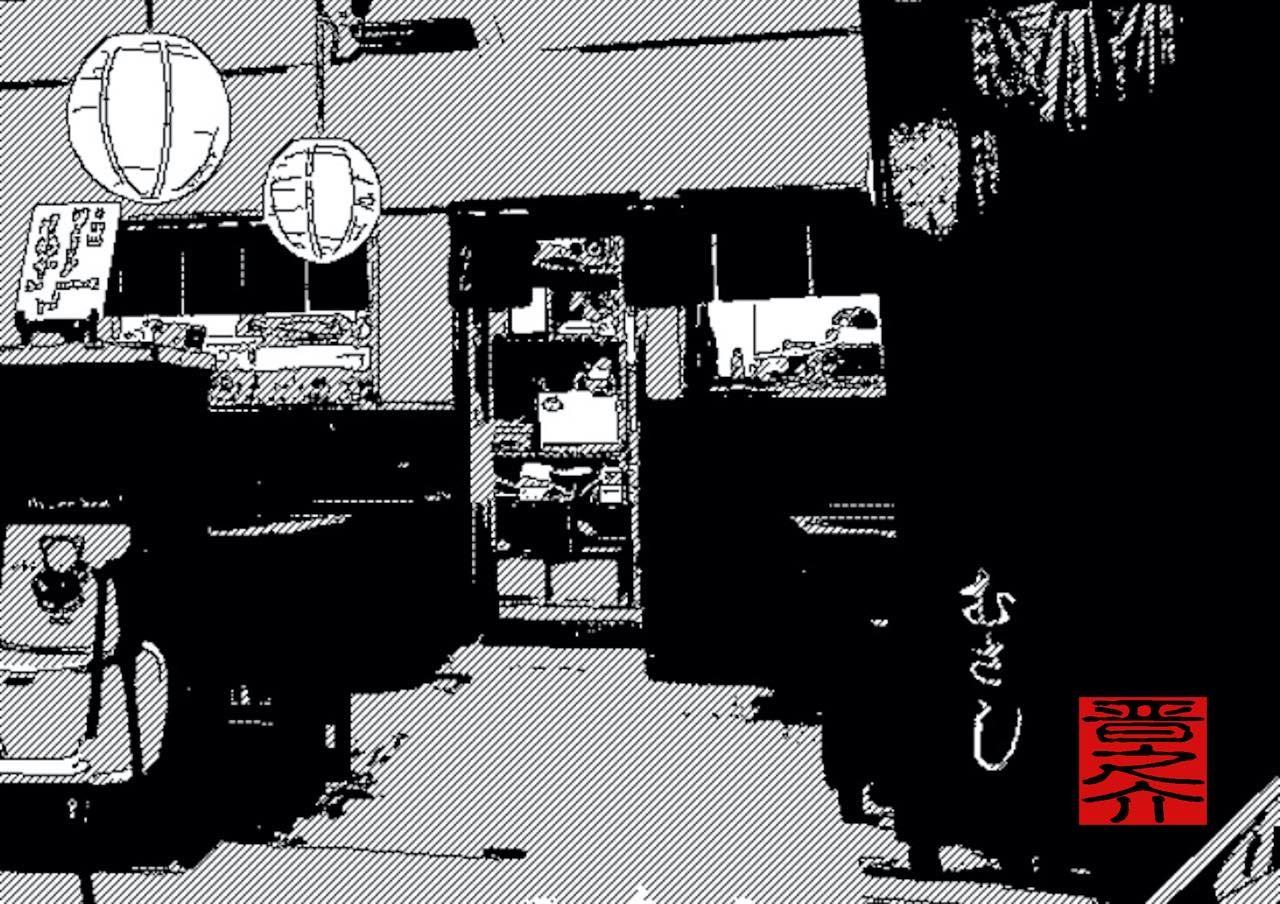 一色さかな広場内一際行列の出来る寿司屋さん|新鮮で巨大なネタに顔が綻ぶ|寿司むさし