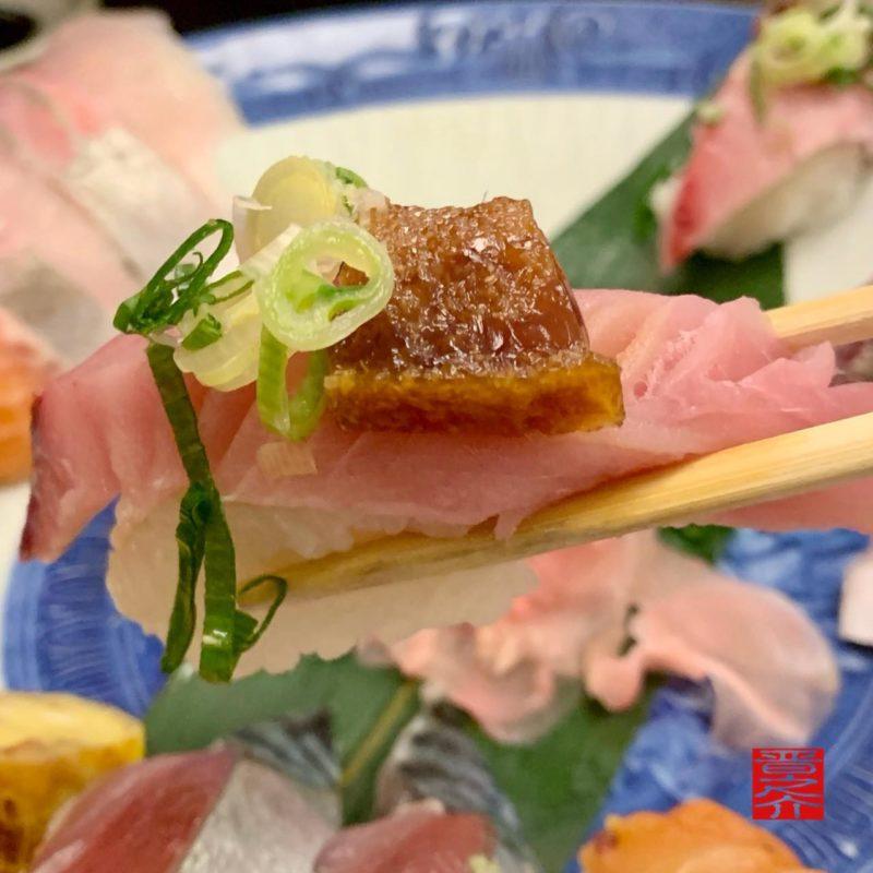 寿司むさし鰹