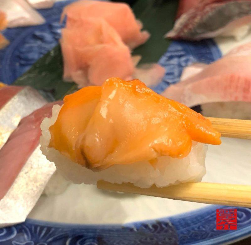 寿司むさし赤貝