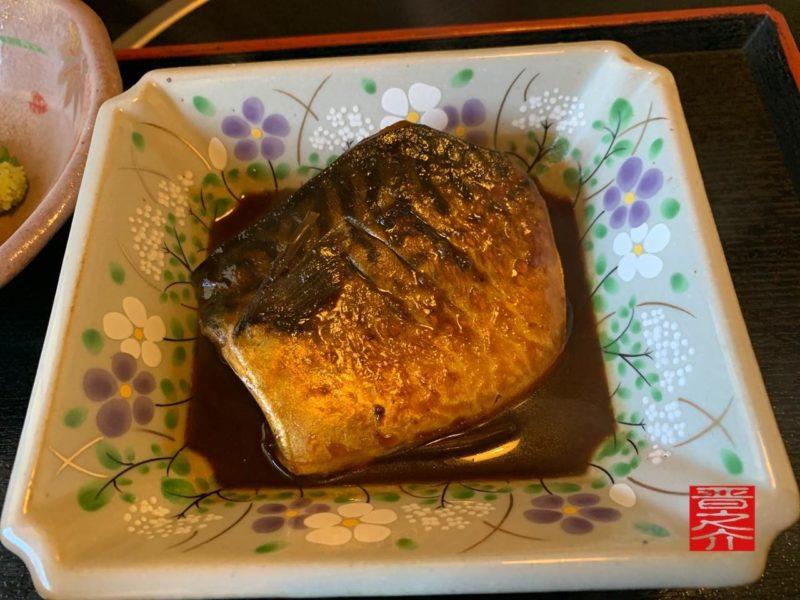 みひろ鯖の味噌煮
