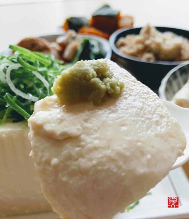 原田豆腐店よせ豆腐