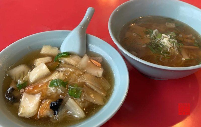 中華料理テンハオCランチ
