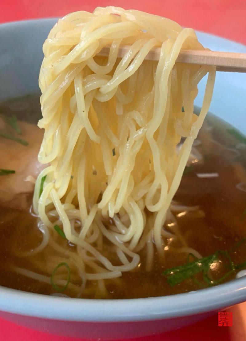 中華料理テンハオラーメンアップ1