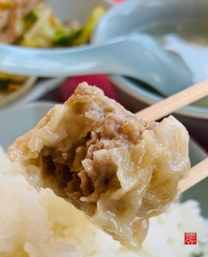中華料理テンハオ焼売