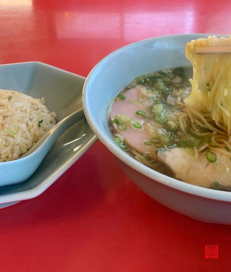 中華料理テンハオAランチ