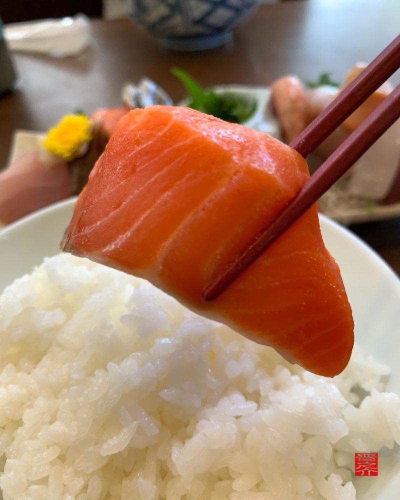 お刺身盛り合わせ定食6