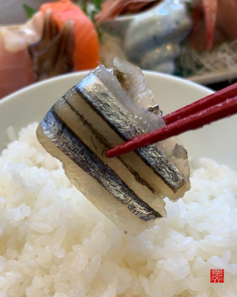 お刺身盛り合わせ定食7