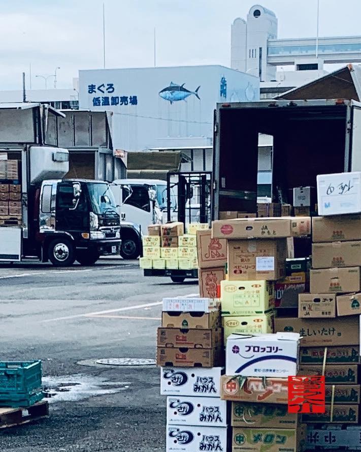 名古屋中央卸売市場2