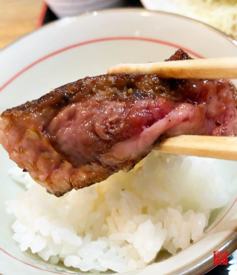 ステーキ定食4