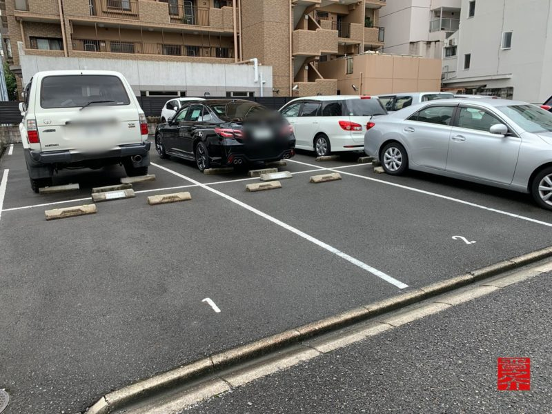 大衆食堂 江戸っ子 駐車場