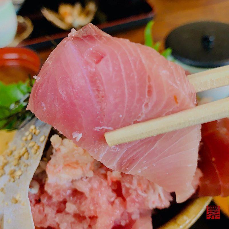 活魚料理つれづれ赤身