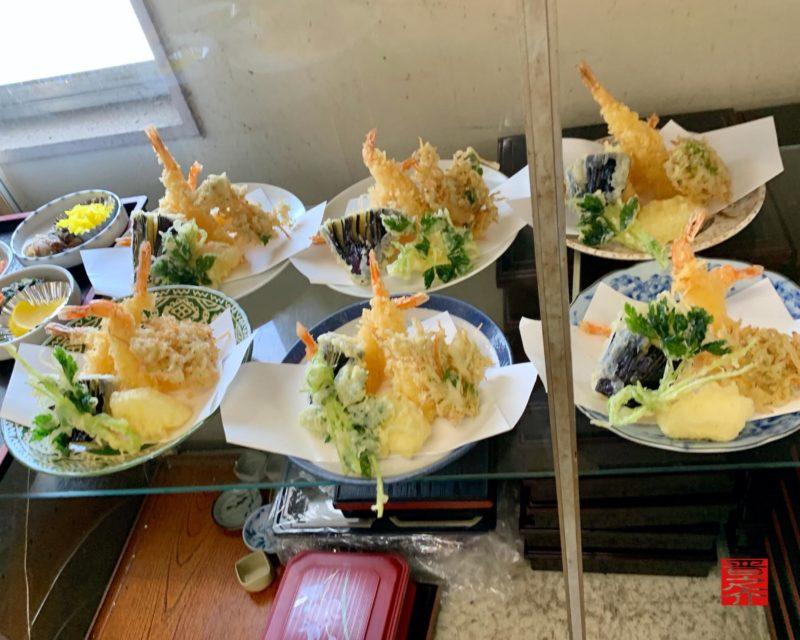港湾食堂天ぷら