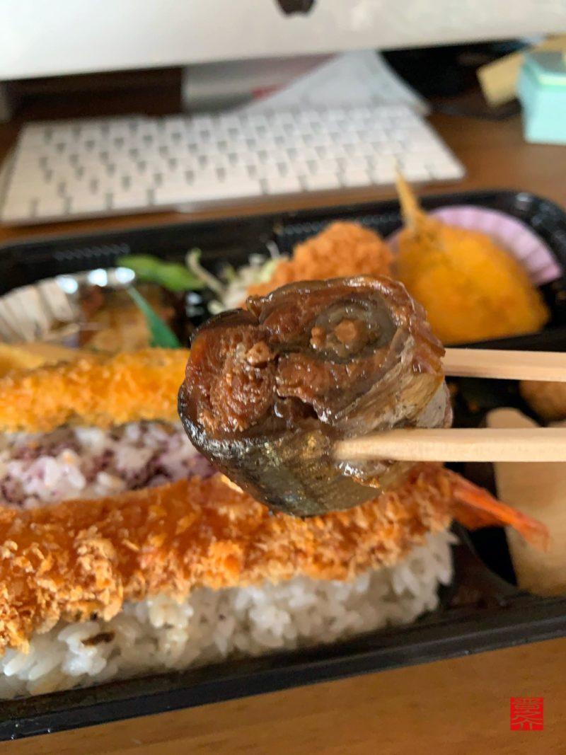 うおみ 弁当3