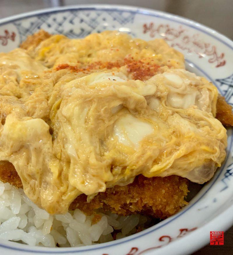 秀乃屋カツ丼2