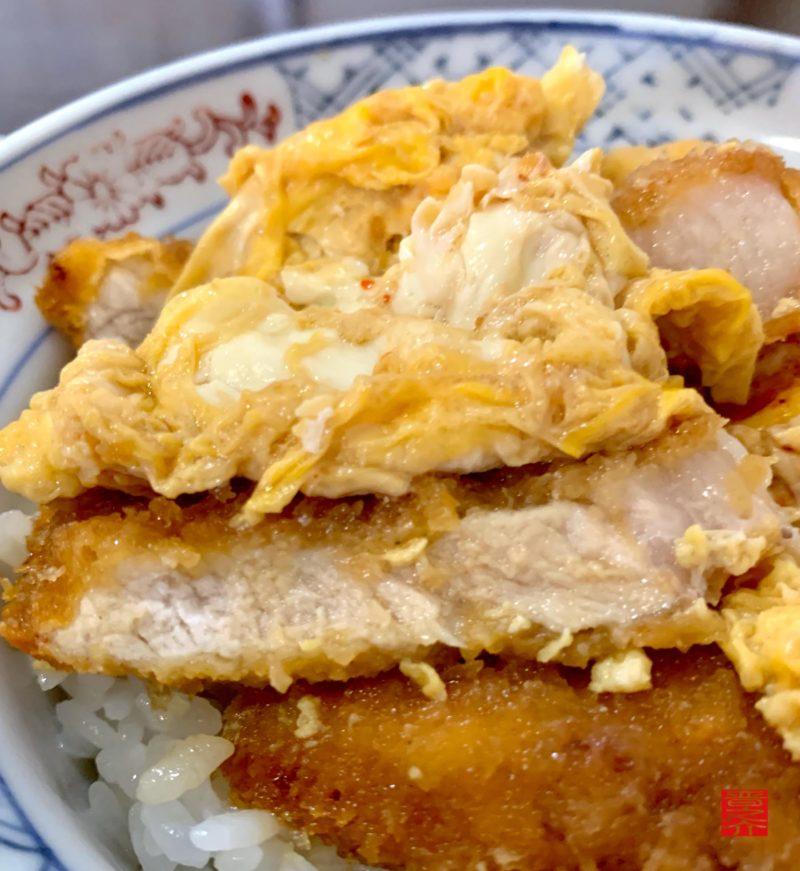 秀乃屋カツ丼3