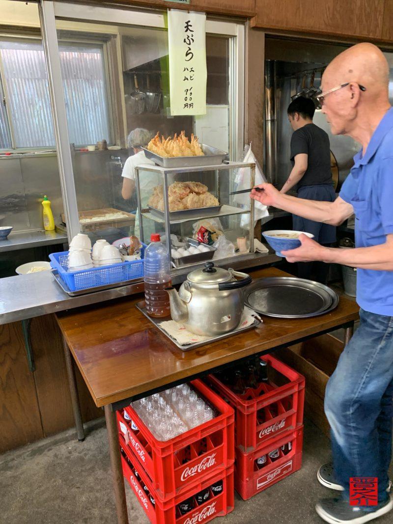 玉麺佳津屋天ぷら