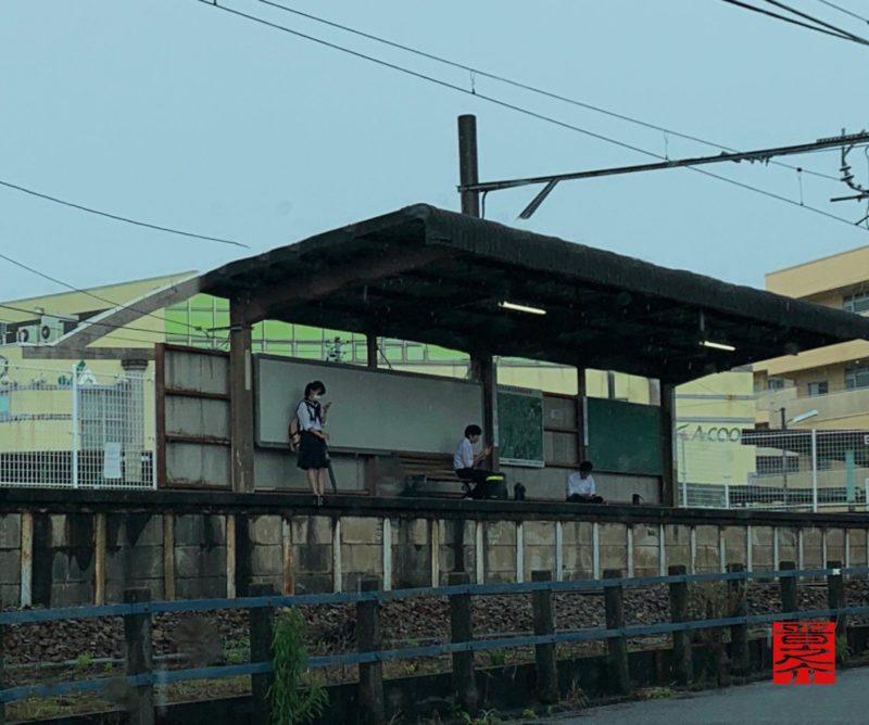 桜町前駅2