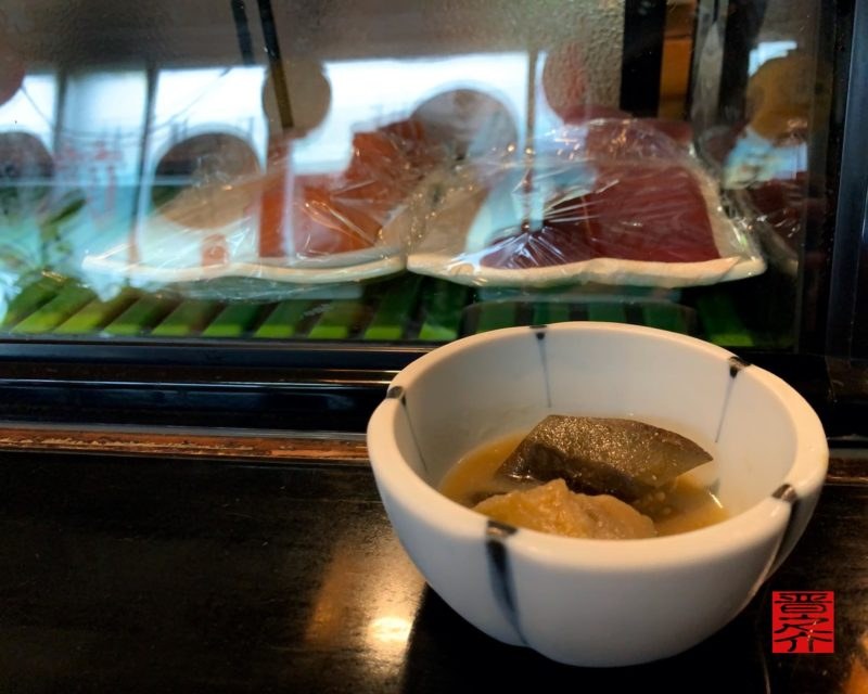 丸八寿司小鉢