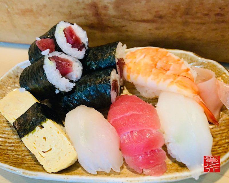 丸八寿司並寿司