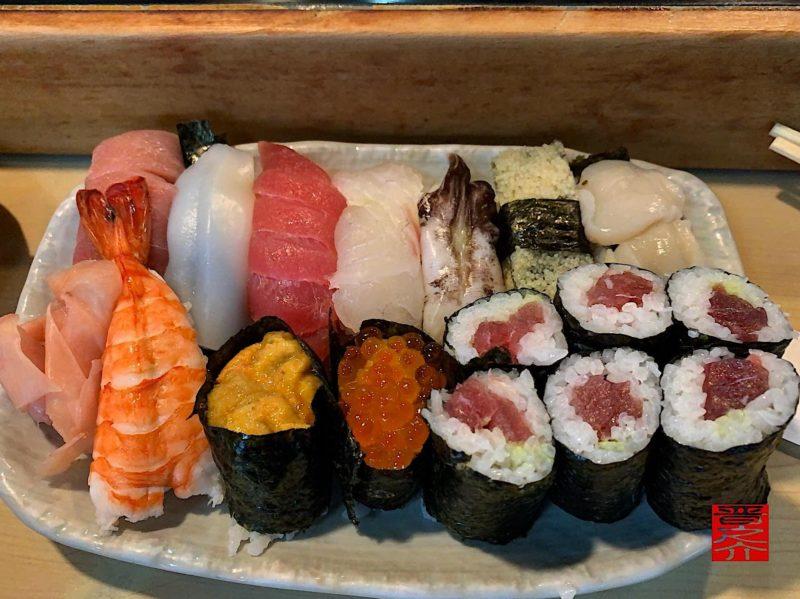 丸八寿司特上寿司
