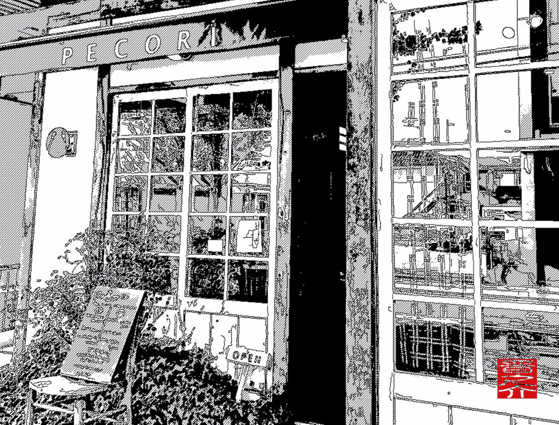 名東区の食堂Pecori(ペコリ)さん。開店と同時に女性客で満席に!野菜をふんだんに使ったランチが大人気!