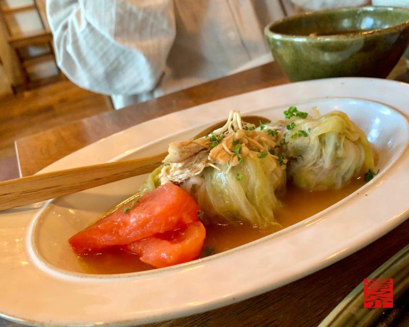 食堂Pecori(ペコリ)ロールキャベツ