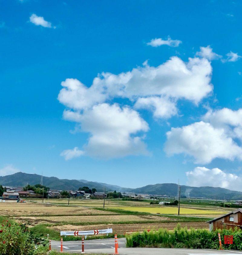 幸田町風景