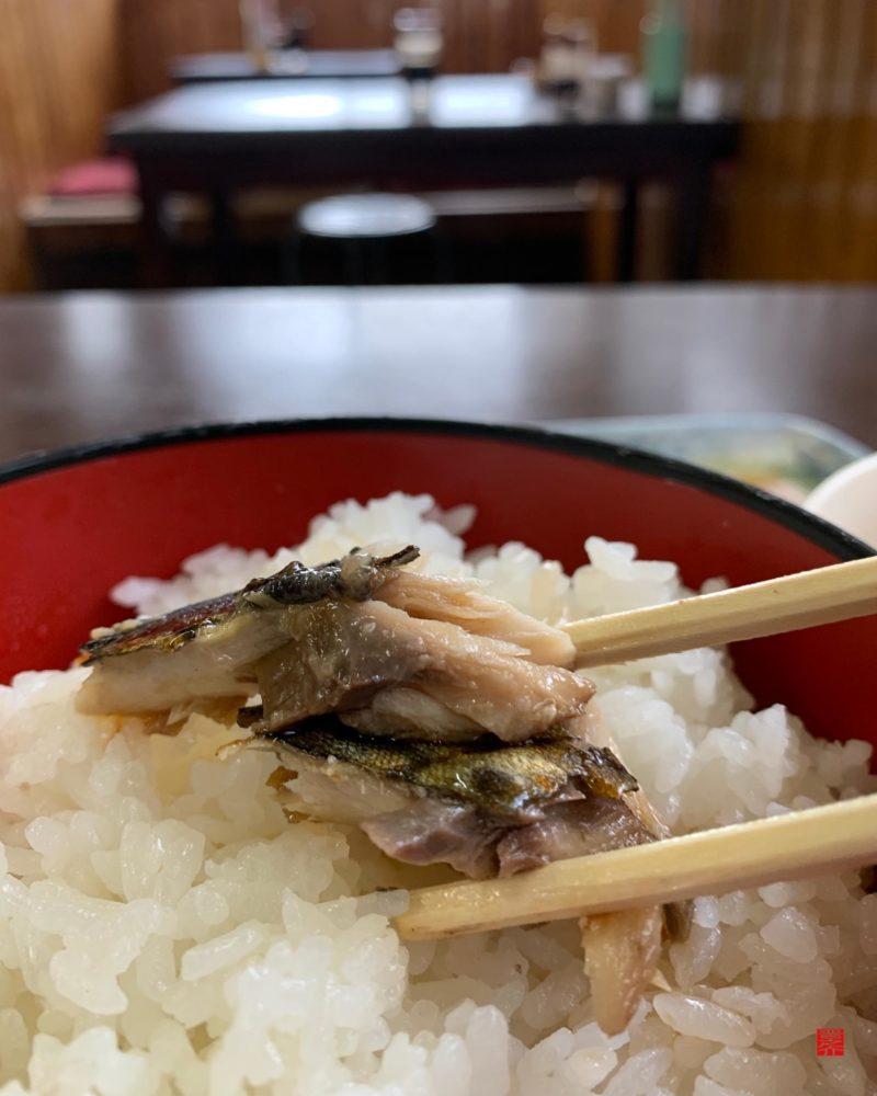 お食事処ひふみ鯖味噌煮アップ