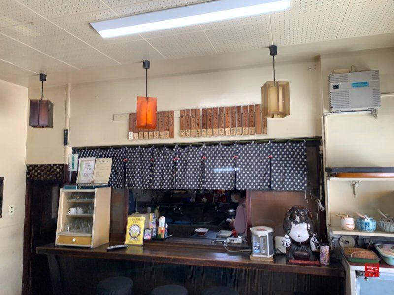 アマノ食堂内観2