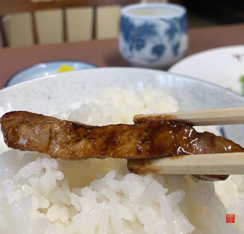 アマノ食堂ポークヒレカツアップ
