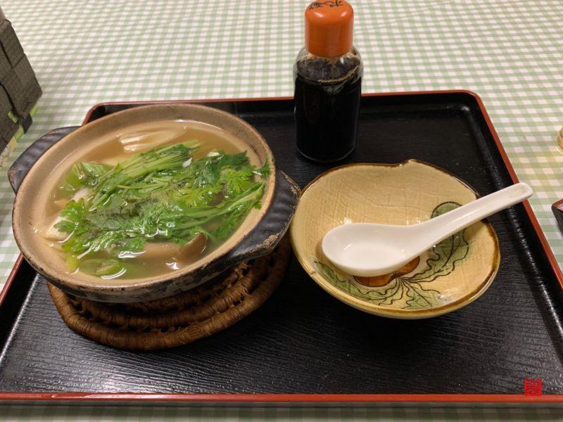 味の店にわ豆腐鍋