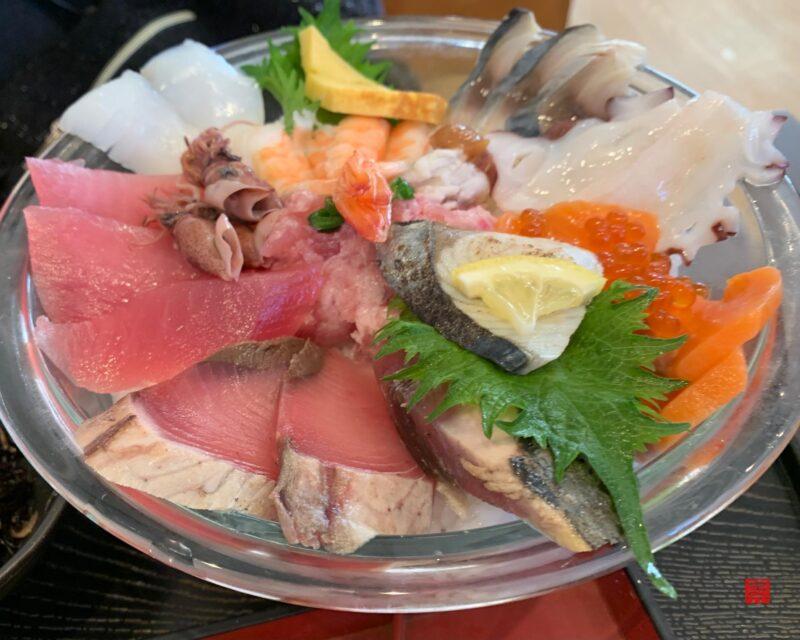 ミルフィーユ丼1