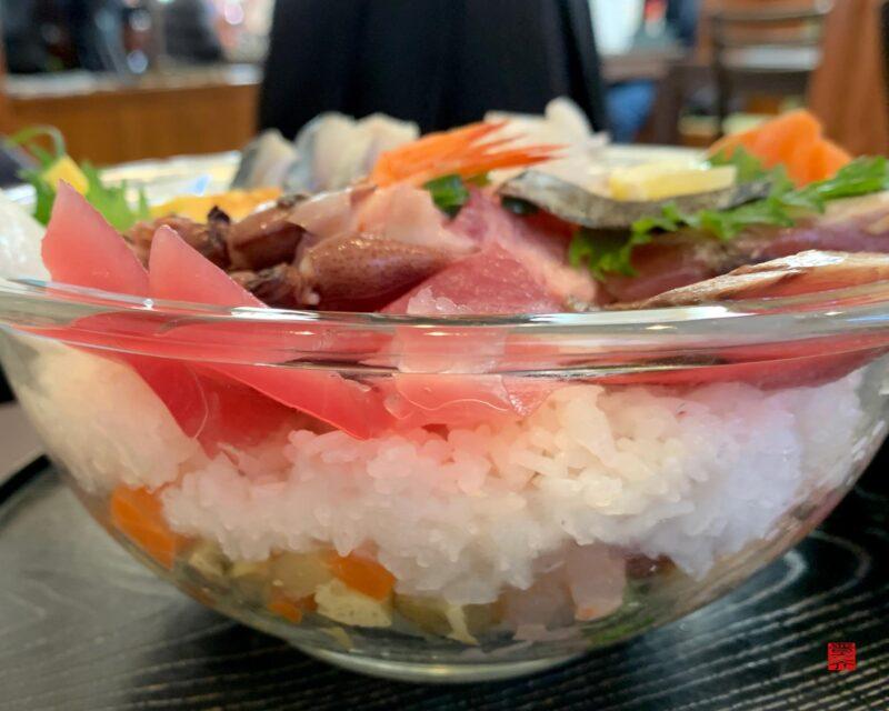 ミルフィーユ丼6