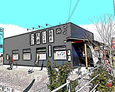 渥美半島へ来たら海の幸!新鮮な魚介類が大丼にてんこ盛り!渥美の丼屋まるみ|田原市