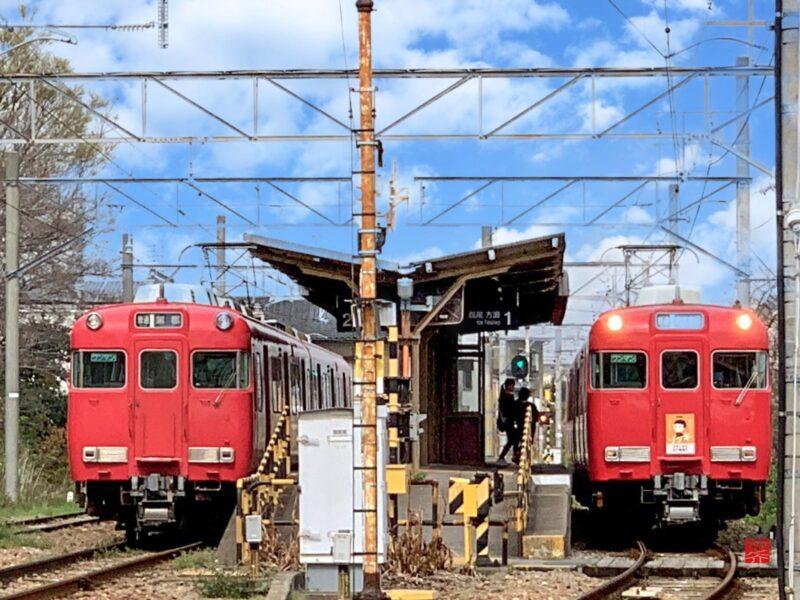 西浦駅600系