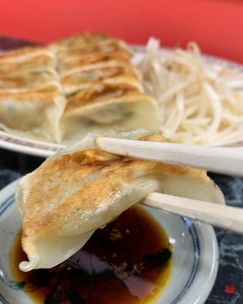 リキ餃子3